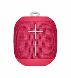 Logitech Bocina Portátil UE WONDERBOOM, Bluetooth, Inalámbrico, 2.0, USB, Rosa - Resistente al Agua