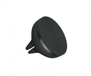 Logitech Soporte Magnético Zerotouch, Bluetooth, Negro