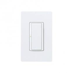 Lutron Interruptor de Luz Inteligente MRF2S8SDVWH, Blanco
