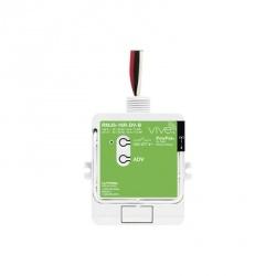 Lutron Control de Iluminación, 16A, 120/277V, Blanco/ Verde