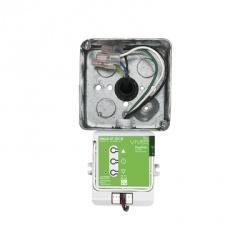 Lutron Control de Iluminación, 8A, 120/277V, Blanco/ Verde