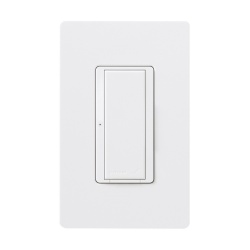 Lutron Interruptor de Luz Inteligente RRD-8ANS-WH, Blanco