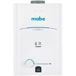 Mabe Calentador de Agua CMP60TNBL, 6 Litros, Blanco