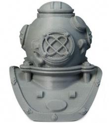 MakerBot Bobina de Filamento MP02915 ABS, Diámetro 1.75mm, 1KG, Gris