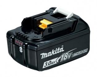 Makita Batería LXT Ión de Litio para Taladro BL1830B, 18V