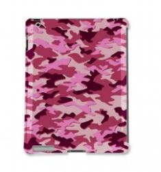 Manhattan Cubierta Rígida para iPad 3, Pink Camo