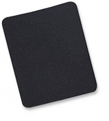 Mousepad Manhattan de Espuma a Granel, Grosor 6mm, Negro