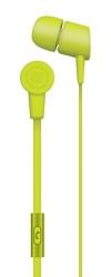 Maxell Audífonos Intrauriculares con Micrófono Solid2, Alámbrico, 1.2 Metros, 3.5mm, Verde