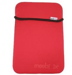 Meebox Funda de Neopreno para Slate Meebox 11.6'' Rojo