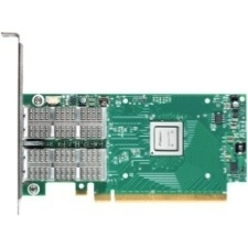 Mellanox Tarjeta de Red MCX455A-FCAT de 2 Puertos, 56000Mbit/s, PCI Express