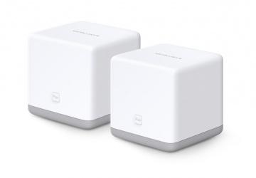 Access Point Mercusys con Sistema de Red Wi-Fi en Malla HALO S3, 300 Mbit/s, 2.4GHz - 2 Piezas