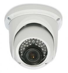 Meriva Security Cámara IP Domo para Interiores/Exteriores MFD100SV, Alámbrico, 1280 x 960 Pixeles, Día/Noche