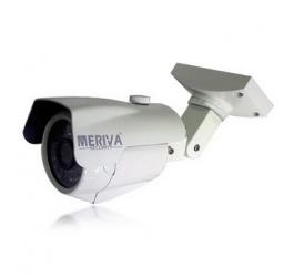 Meriva Security Cámara Bullet IR para Interiores/Exteriores MHD-205, Alámbrico, 1305 x 1049 Pixeles, Día/Noche
