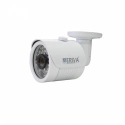Meriva Security Cámara CCTV Bullet IR para Interiores/Exteriores MTV2112F, Alámbrico, 1280 x 720 Pixeles, Día/Noche