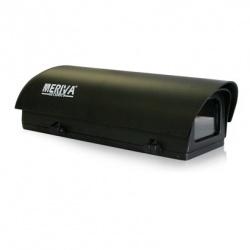 Meriva Security Carcasa Exterior para Cámara, 37.5cm, Negro