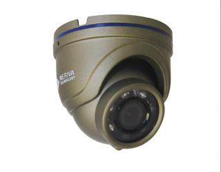 Meriva Technology Cámara CCTV Domo IR para Interiores/Exteriores MSC-305, 1280 x 960 Pixeles, Día/Noche