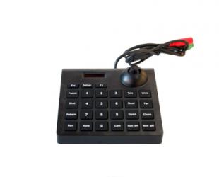 Meriva Technology Control para Cámaras PTZ con Joystick MVA-KB050, Alámbrico, RS-485