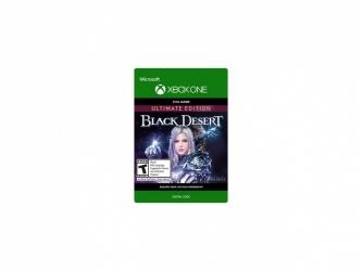 Black Desert: Ultimate Edition, Xbox One ― Producto Digital Descargable