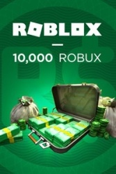 Roblox, 10.000 Robux, Xbox One ― Producto Digital Descargable