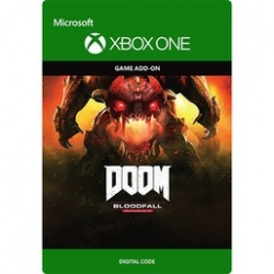 Doom Bloodfall, DLC, Xbox One ― Producto Digital Descargable