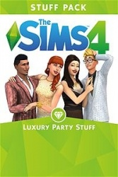 The Sims 4 Luxury Party Stuff, Xbox One ― Producto Digital Descargable