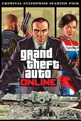 Grand Theft Auto Online: Criminal Enterprise Starter Pack, DLC, Xbox One ― Producto Digital Descargable