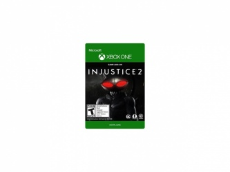 Injustice 2: Black Manta, DLC, Xbox One ― Producto Digital Descargable