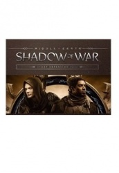 Middle Earth Shadow of War: Story Expansion Pass, DLC, Xbox One ― Producto Digital Descargable