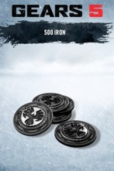 Gears of War 5: 500 Iron, Xbox One ― Producto Digital Descargable