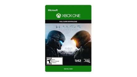 Halo 5: Guardians Standard Edition, Xbox One ― Producto Digital Descargable