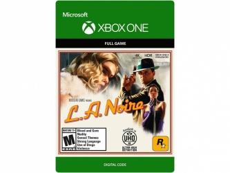 L.A. Noire, Xbox One ― Producto Digital Descargable