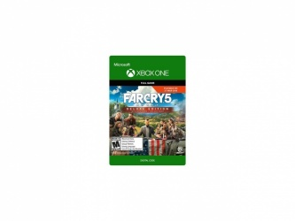 Far Cry 5 Deluxe Edition, Xbox One ― Producto Digital Descargable