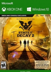 State of Decay 2 Ultimate Edition, Xbox One ― Producto Digital Descargable