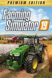 Farming Simulator 19 Premium Edition, Xbox One ― Producto Digital Descargable