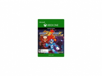 Mega Man X Legacy Collection 1-2 Bundle, Xbox One ― Producto Digital Descargable