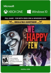 We Happy Few: Deluxe Edition, Xbox One ― Producto Digital Descargable
