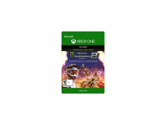 Monster Energy Supercross 2 The Official Videogame Special Edition, Xbox One ― Producto Digital Descargable