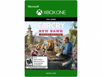 Far Cry New Dawn Deluxe Edition, Xbox One ― Producto Digital Descargable