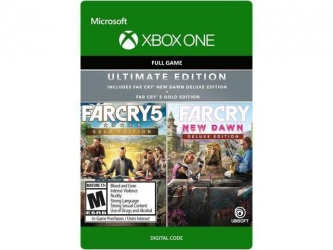 Far Cry New Dawn Ultimate Edition, Xbox One ― Producto Digital Descargable