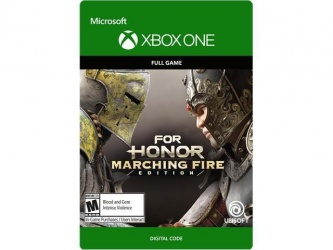 For Honor: Marching Fire Edition, Xbox One ― Producto Digital Descargable