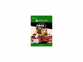 Rage 2: Deluxe Edition, Xbox One ― Producto Digital Descargable