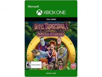 Hotel Transylvania 3: Monsters Overboard, Xbox One ― Producto Digital Descargable