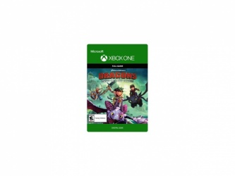 DreamWorks Dragons Dawn of New Riders, Xbox One ― Producto Digital Descargable