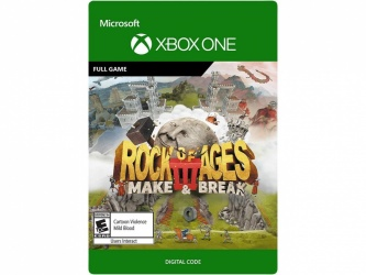 Rock of Ages III Standard Edition, Xbox One ― Producto Digital Descargable