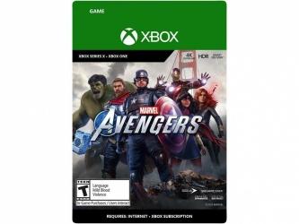 Marvel's Avengers, Xbox One ― Producto Digital Descargable