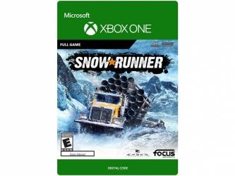 SnowRunner, Xbox One ― Producto Digital Descargable