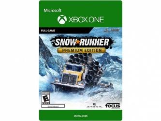 SnowRunner Premium Edition, Xbox One ― Producto Digital Descargable