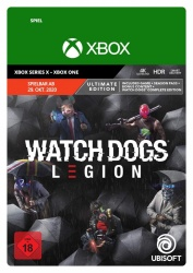 Watch Dogs Legion Ultimate Edition, Xbox One ― Producto Digital Descargable