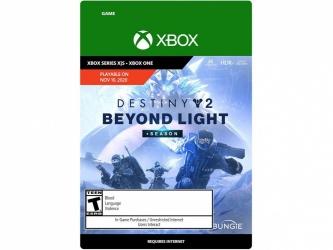 Destiny 2: Beyond Light Season, Xbox One/Xbox Series X ― Producto Digital Descargable