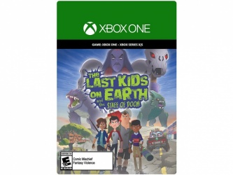 The Last Kids on Earth and The Staff of Doom, Xbox One/Xbox Series X/S ― Producto Digital Descargable